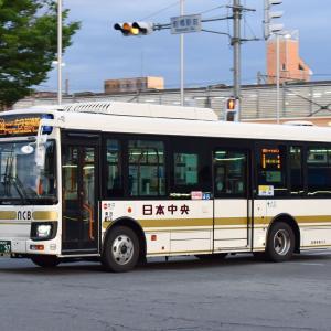 日本中央バス  前橋200か97