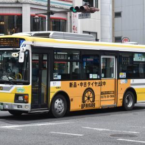 群馬中央バス 群馬200 か 878