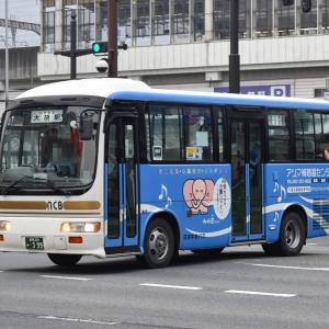 日本中央バス 群馬200あ399