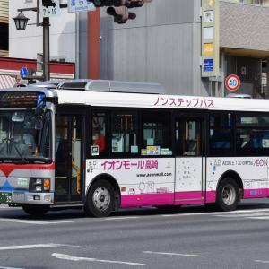 群馬バス 3330号車(高崎200か139)