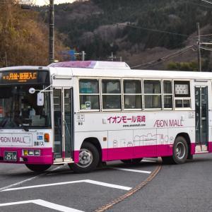 群馬バス 6170号車(群馬22あ2514)