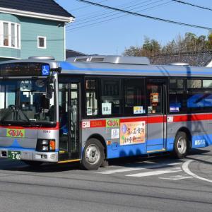 群馬バス 3343号車(高崎200か240)
