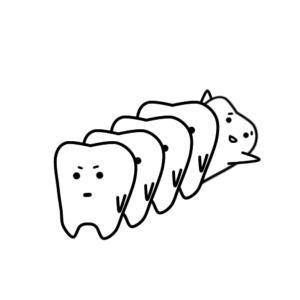 初めての親知らず抜歯から1週間が経過