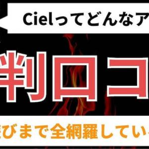 Ciel(シエル)の評判や口コミは?|使った体験談をもとに紹介