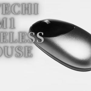 [SATECHI]オシャレでかっこいい!M1ワイヤレスマウスレビュー/Macbookに相性抜群!