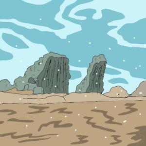 「風の谷のナウシカ」の冒頭の説明文の中国語訳