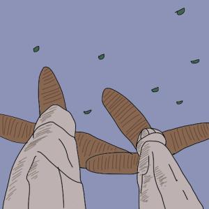 「風がにおう」というセリフの中国語表現