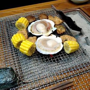 0661:今日も火鉢飯し!