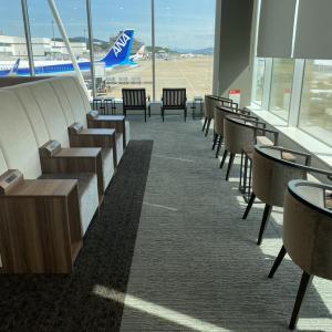 福岡空港の新しいカードラウンジ「TIME/サウス」でくつろいできました