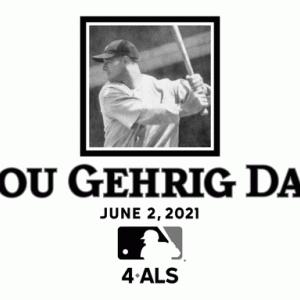 MLBが6月2日を「ルー・ゲーリッグ・デー」に制定 難病ALS患者を支援する日に