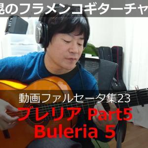 ブレリアPart5(Buleria5)【YouTubeファルセータ動画23】