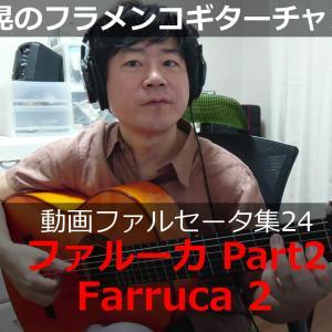 ファルーカPart2(Farruca2)【YouTubeファルセータ動画24】