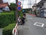 東京オリンピック自転車ロードレースを見てきました。