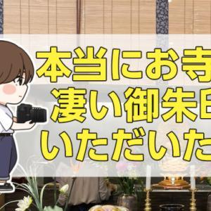 【東京】調布にある一龍院の御朱印がすごい!(一見の価値あり)