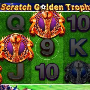 マネキャッシュ新着スロットゲーム「削れ!サッカー!」は、サッカー好きのハートに刺さるウキウキゲーム
