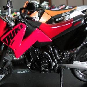 バイク 模型②・・・♪