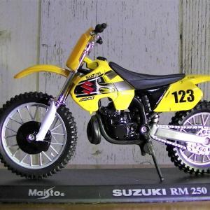 SUZUKI  RM250・・・♪