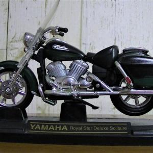 YAMAHA  Royal  Star  Deluxe  Solitaire・・・♪