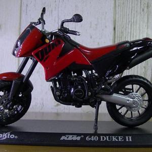 KTM 640 DUKEⅡ・・・♪