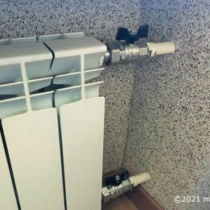 ついに始まりました。ロシアの暖房、セントラルヒーティング。