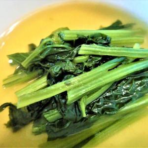 超簡単常備菜!白だしで小松菜の煮びたし