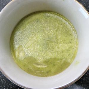 抹茶プリンはめちゃ簡単で激ウマでした。