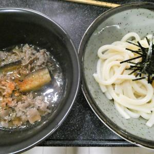 「ヤマサ ぱぱっとちゃんと これ!うま!!つゆ」を使って牛バラ肉つけ汁うどん。めちゃ旨でした。