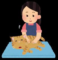 猫にも「ツボ」がある?猫専用ツボ押しマッサージのやり方を解説