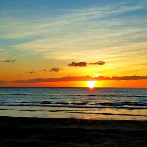 日本でここだけ!砂浜をドライブできる千里ヶ浜なぎさドライブウェイで夕陽を堪能!!