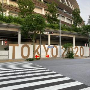 東京2020 オリンピックの準備は着々と進んでいる様子