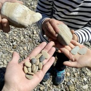 石を磨こう! 心の癒し。