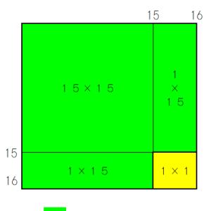 高校数学レベルの算数入試(灘中 2021年 整数)