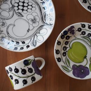 【アラビア】パラティッシは、かわいい、合わせやすい、頑丈!三拍子そろった優等生なお皿!