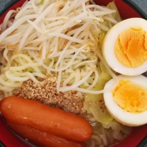 自宅で作る燻製塩レモンラーメン【簡単でおいしい】