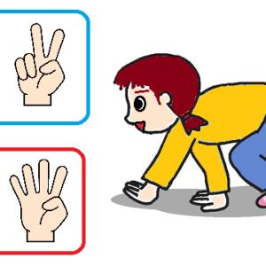 クマ歩きがすごい!左脳と右脳の統合効果。