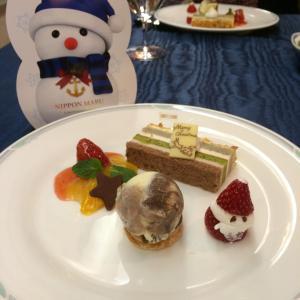 にっぽん丸 神戸発着 冬休みゆったりワンナイトクルーズ&サンタクルーズ神戸