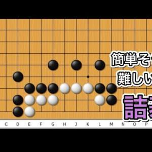 【囲碁】詰碁講座~官図譜編~No550