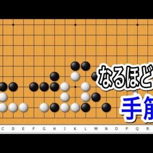 【囲碁】手筋講座~官子譜編~芸術鑑賞編〜No622