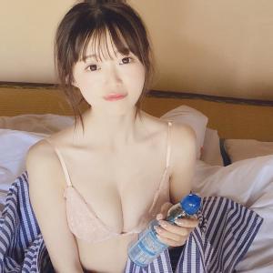 【NGT48】中井りか(23)、エチエチすぎるランジェリー姿披露!「ヌードかと思った」絶賛の声殺到wwwww