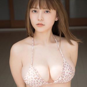 【Gカップ】櫻井音乃さんのおっぱいとお乳と巨乳とたわわに実った果実が素晴らしいwwww