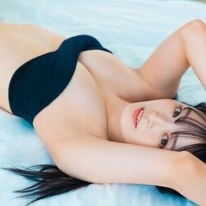 優希クロエ、競泳水着やオトナ黒ビキニ…爽やか&セクシーグラビアに挑戦