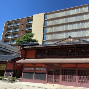 加賀の伝統を取り入れた他にない色が素敵なお宿だった『星野リゾート 界 加賀』宿泊記