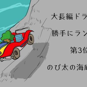 大長編ドラえもん勝手にランキングベスト5!第3位 のび太の海底鬼岩城