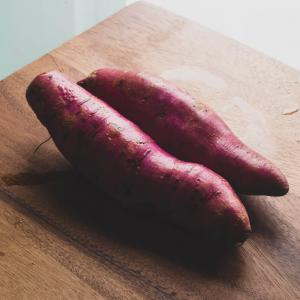 秋の味覚「さつまいも」♪我が家の『大学芋』簡単レシピ