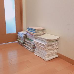 どうしてる?教科書、ノート、プリント類