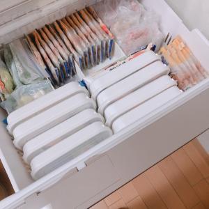 冷凍庫を埋め尽くす大物が届く&Amazonプライムデー事前準備
