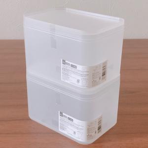 【ダイソー】積み重ね収納ボックスで使い勝手良く。