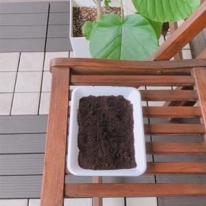 コーヒーの「かす」の使い道〜消臭剤として再利用〜