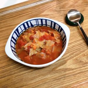 ダイエットに?脂肪燃焼スープを作る。