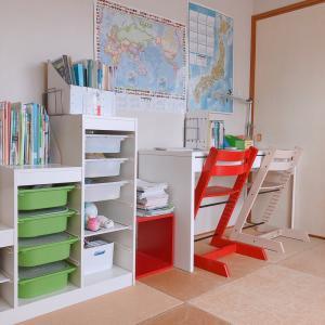 畳の和室を洋室風に〜タイルカーペットを敷く〜